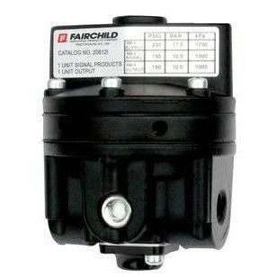 压力气动增压器M20BP
