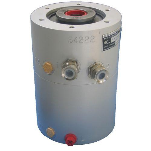 液压夹紧设备 / 轴 KFPC